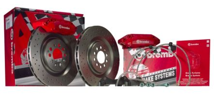 Brembo Bremsanlage Junior Kit