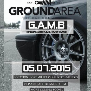 G.A.M.B - Ground Area Military Base 2015