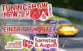 Tuningshow NRW @Night meets RLP