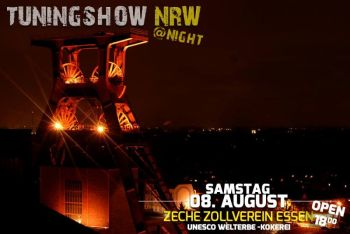 Tuningshow NRW @ Night