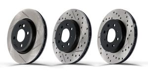 StopTech Sport Rotors