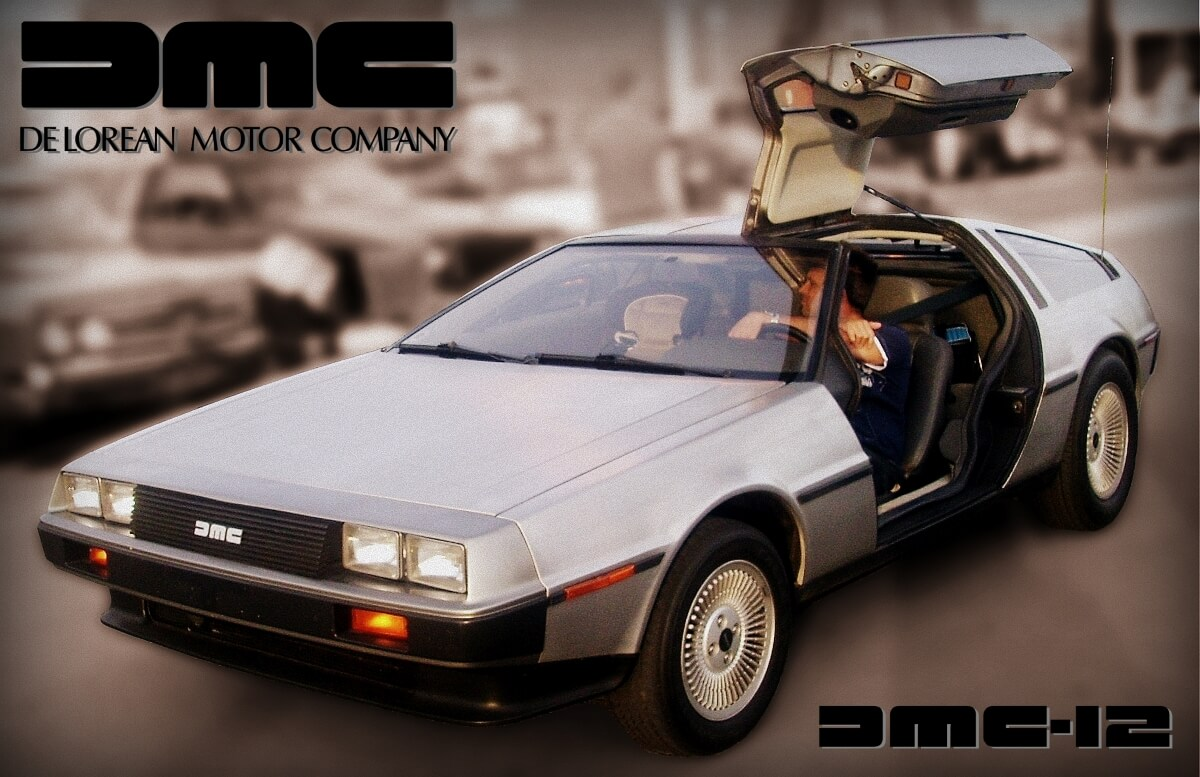 brake to the future tarox bremsanlage f r delorean dmc. Black Bedroom Furniture Sets. Home Design Ideas