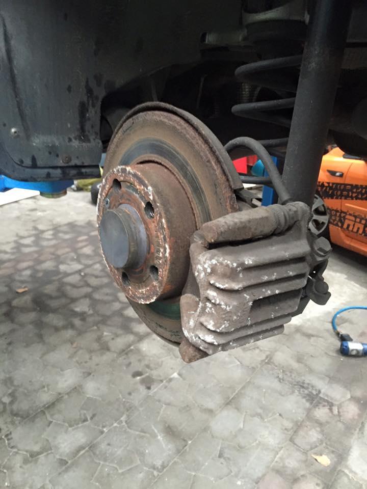 Kupferpaste bremsen